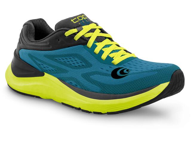 Topo Athletic Ultrafly 3 Zapatillas Running Hombre, azul/verde